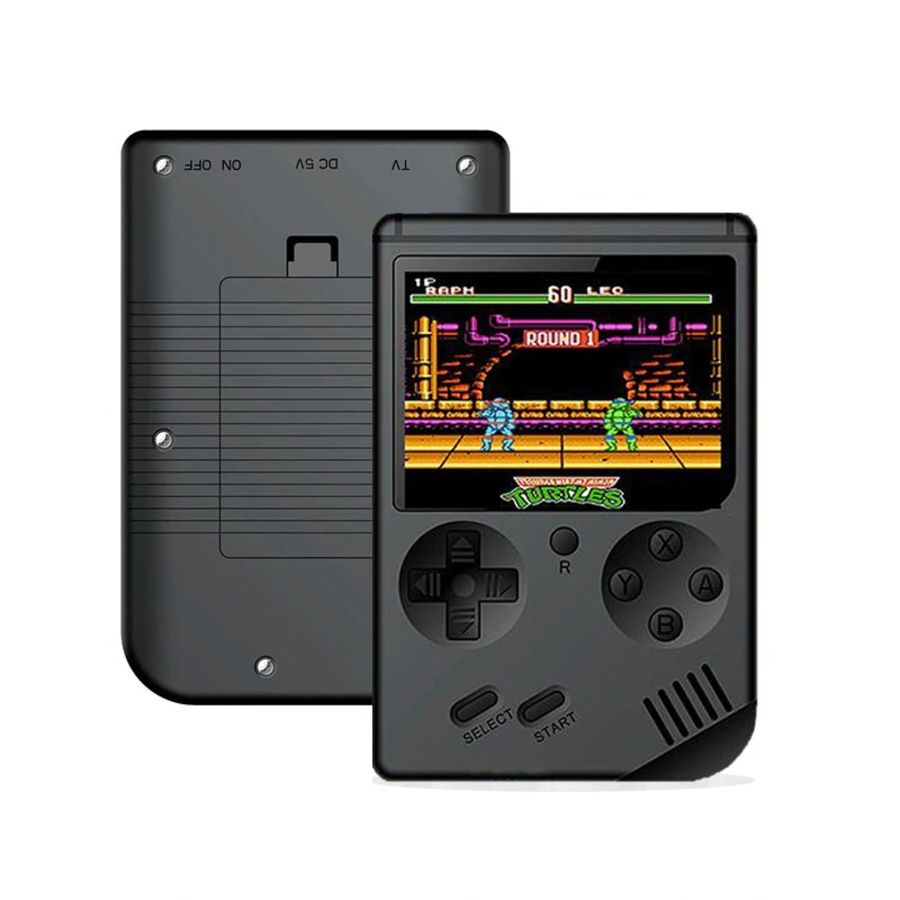 Game Player Built-in 168 games Console 8 Bit 3.0