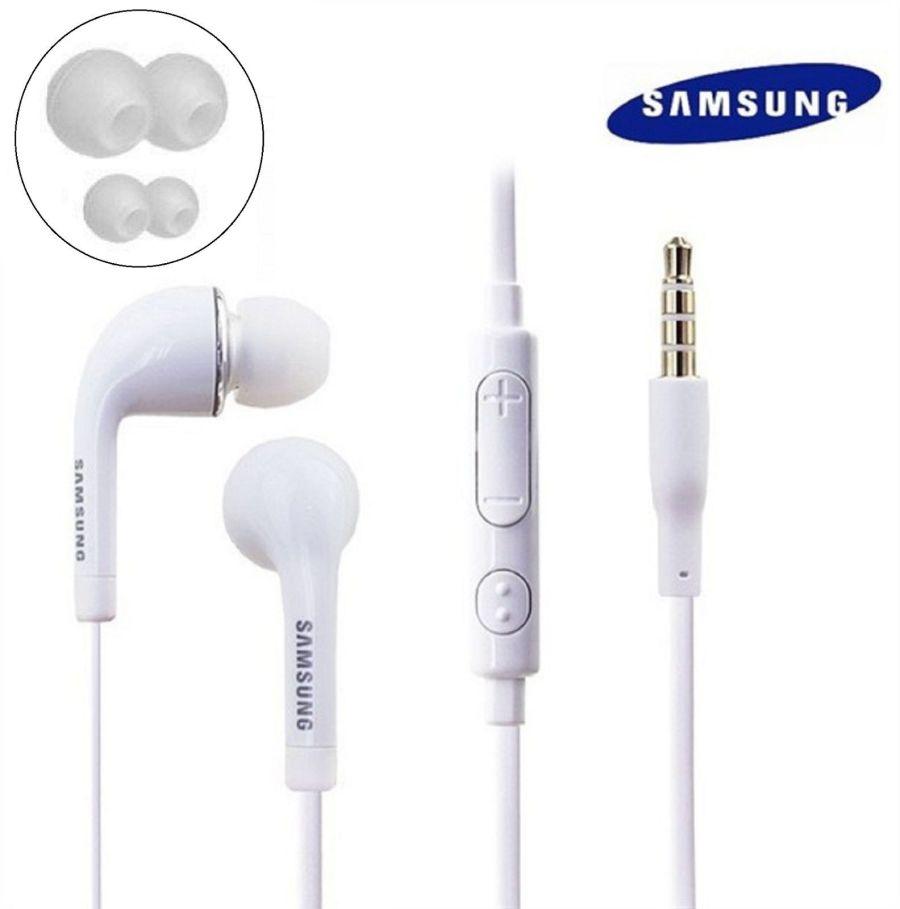 Genuine Samsung In-Ear Headphones Earphones For Samsung Galaxy S7 & S7 Edge, S6, S6 Edge & S6 Edge+