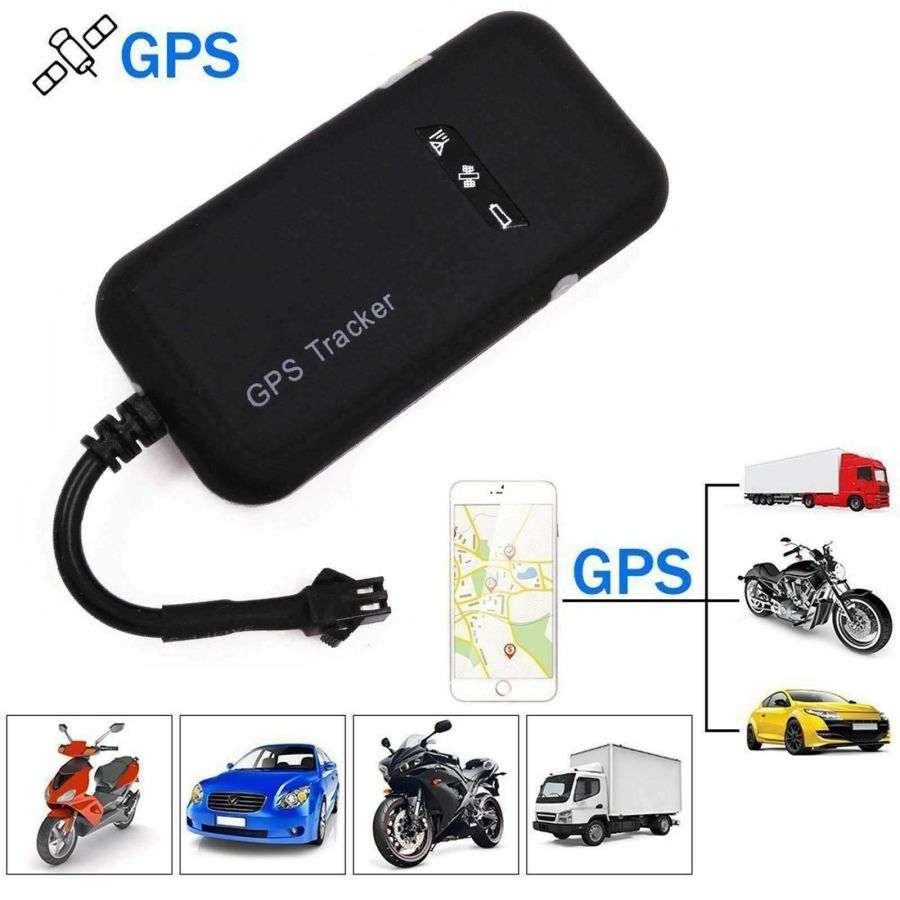 Vehicle Real-time GPS Tracker Bike Motorcycle Car GSM And GPRS Tracking Device