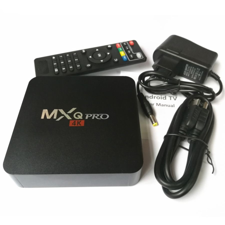 ANDROID BOX.