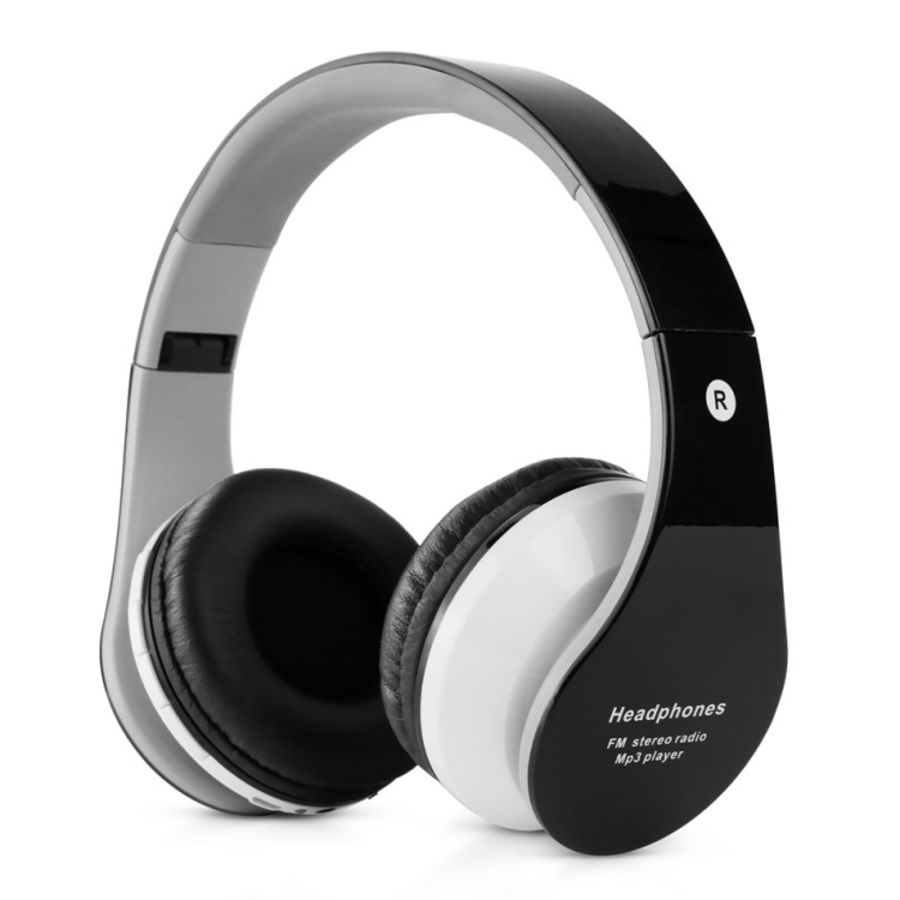 Active Noise Cancelling Wireless Headphones Bluetooth Bass Wireless Headphone Bluetooth Headset for Phone