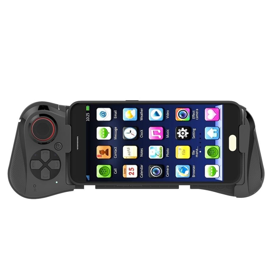 058 Wireless Bluetooth Remote Controller For iPhone PUBG Control For IOS Android Smartphone VR Gamepad Joystick