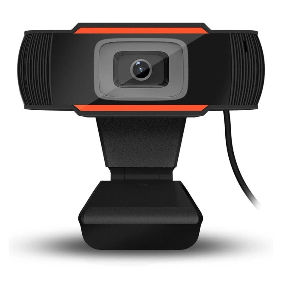 Video Conference Webcam with Microphone Video Camera / Rotatable USB Web Camera for Live Video Recorder Work