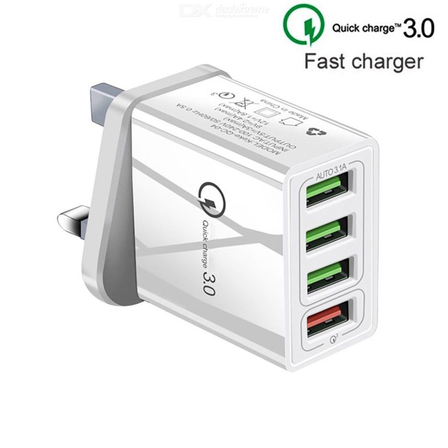 High quality fast charging QC3.0 18W PD UK PLUG Type C pd  for smart phone