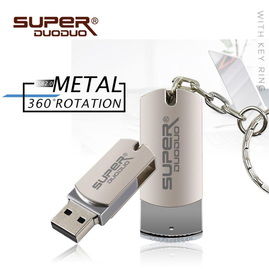 2020 USB Flash Drive 32G/64G Pen Drive Pen drive Flash Usb stick key usb disk Special Gifts High Quality