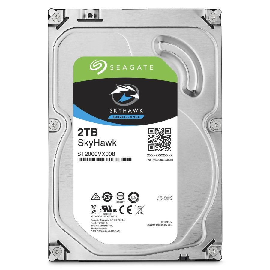 Seagate ST1000VX005 SkyHawk ST1000VX005 internal hard drive HDD 1000 GB Serial
