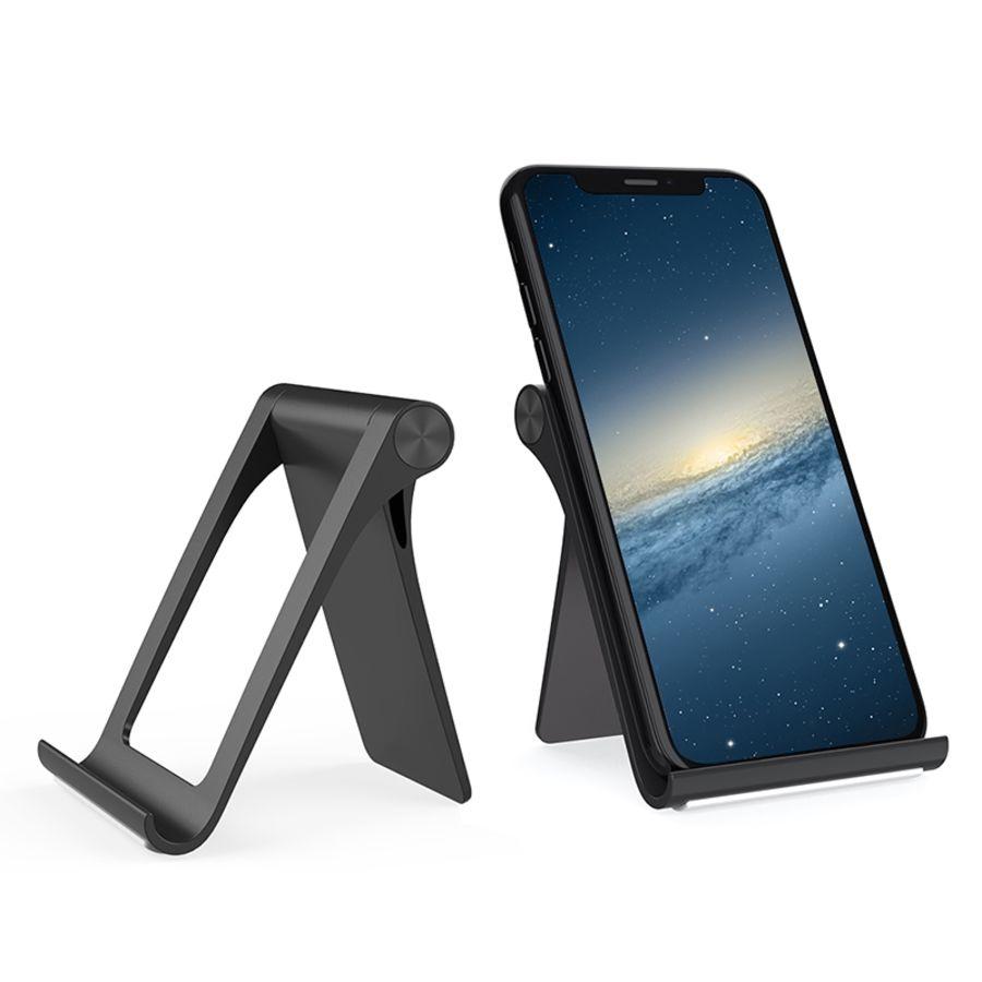Universal Foldable Desktop Support Smartphones Tablets Adjustable Phone Holder Stand