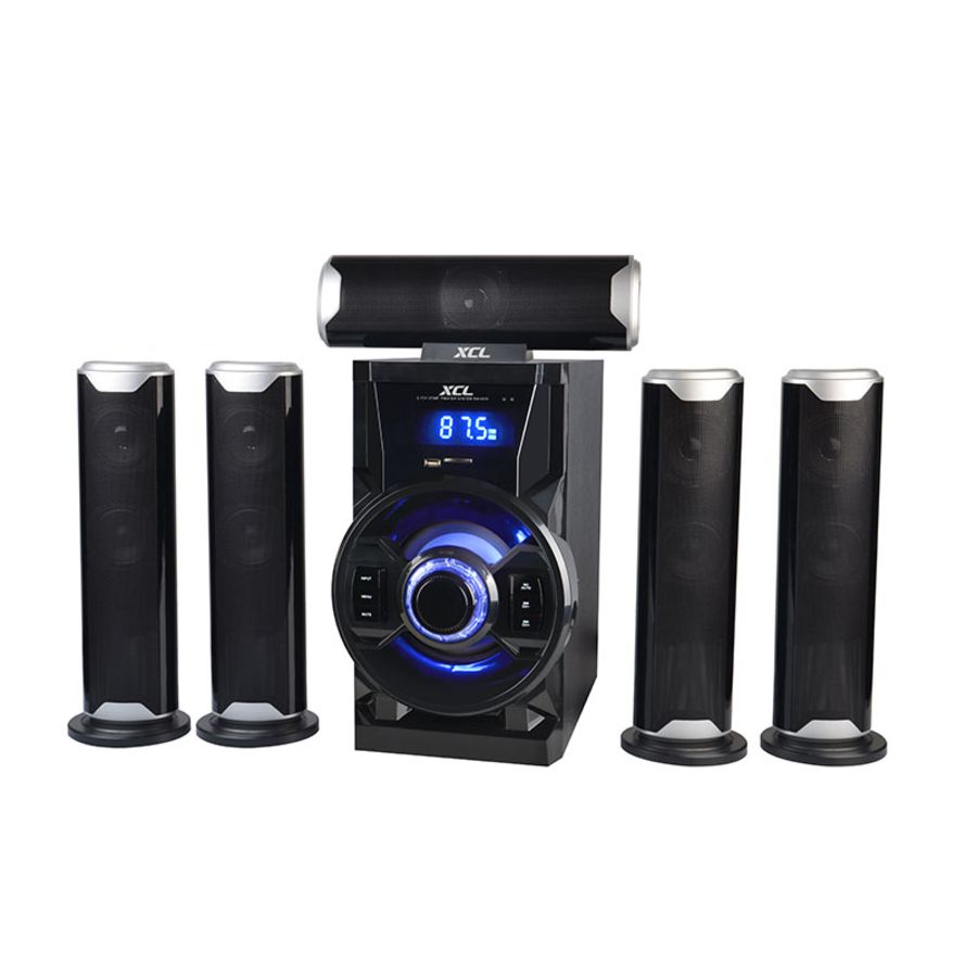 2021 Hot sale 5.1 CH home theater digital music speaker system
