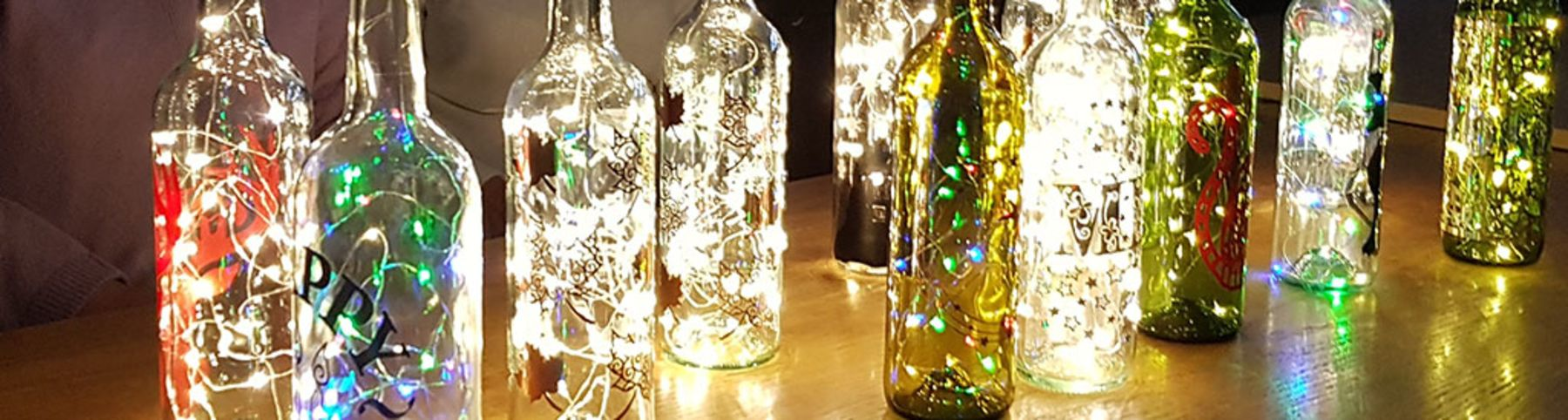 Bottle Light Kits