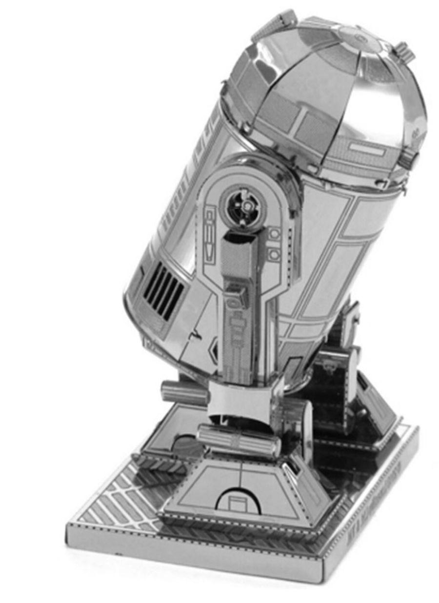 Star Wars R2D2 R2-D2 Metal Earth Model 3D Puzzle Kit Mens Gadget Gift Nano