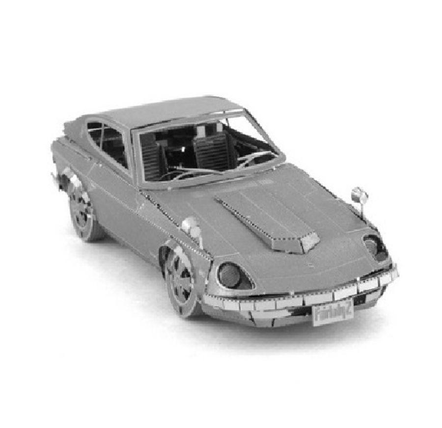 Nissan Sports Car Metal Earth Model 3D Puzzle Kit Mens Gadget Gift Nano