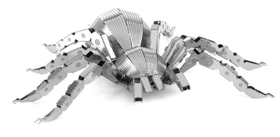 Spider Tarantula Metal Earth Model 3D Puzzle Kit Mens Gadget Gift Nano