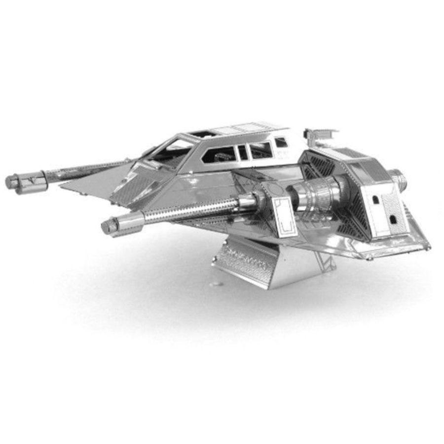 Star Wars Snow Speeder Metal Earth Model 3D Puzzle Kit Mens Gadget Gift Nano