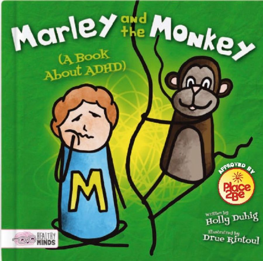 Marley and the Monkey