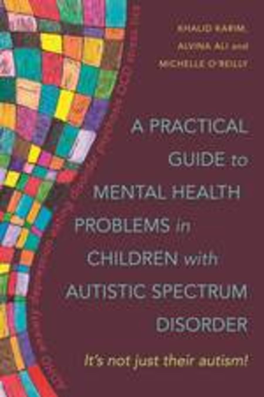 A Practical Guide to Mental Health Problems in Children with ASD