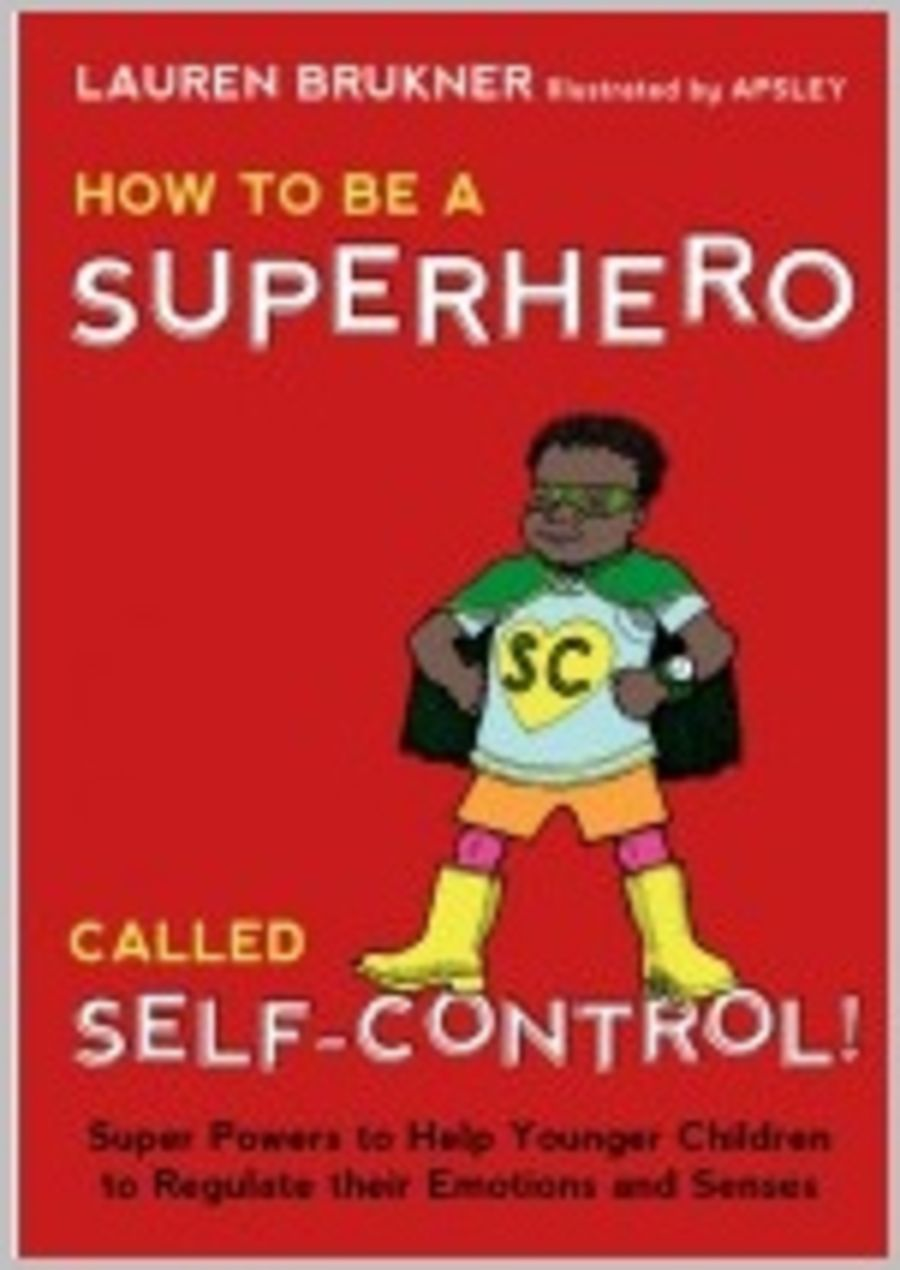 How to be a Superhero called Self-control