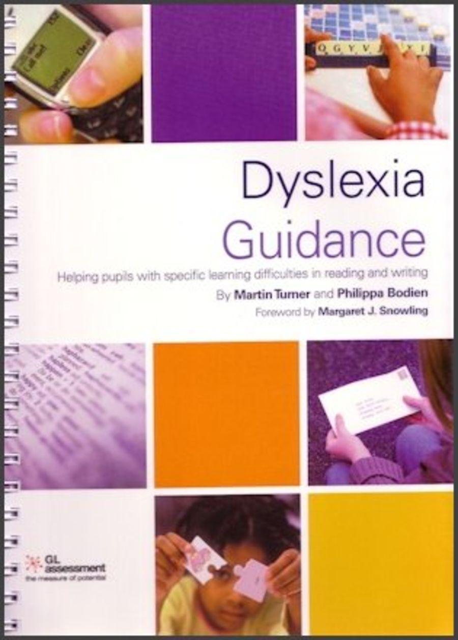 Dyslexia Guidance