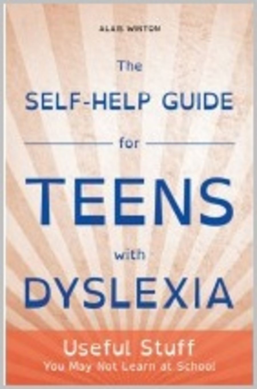 Self Help Guide for Teens with Dyslexia