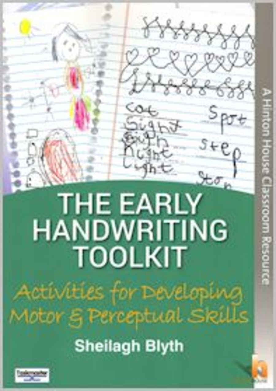 The Early Handwriting Toolkit