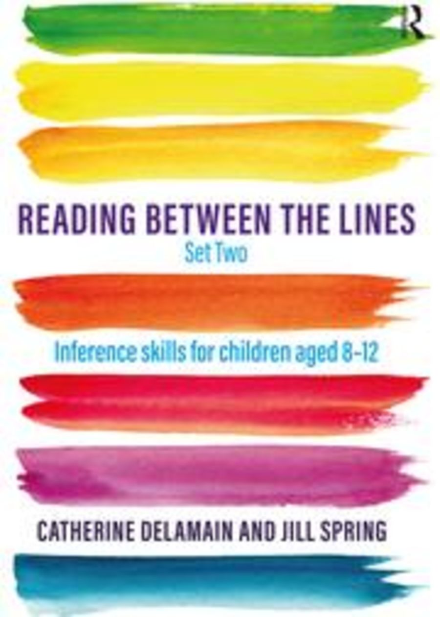 Reading Between the Lines - (Set 2)
