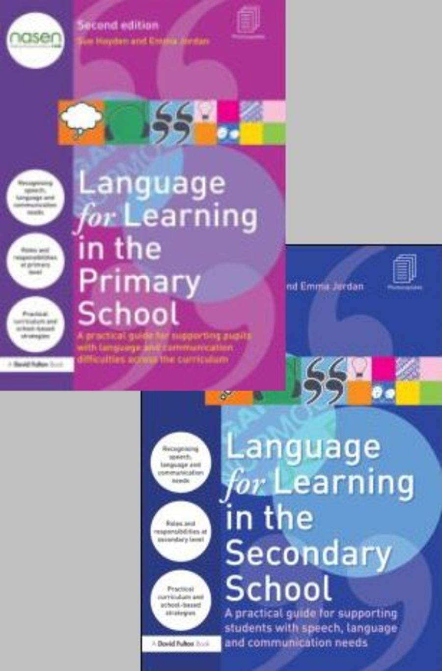 Language for Learning in Primary & Secondary School