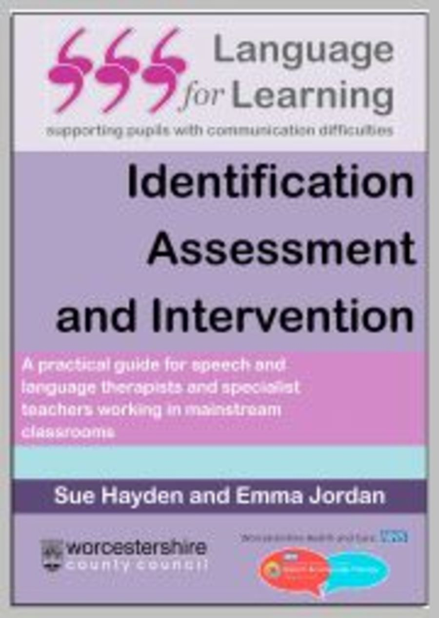 Language for Learning: Identification, Assessment and Intervention