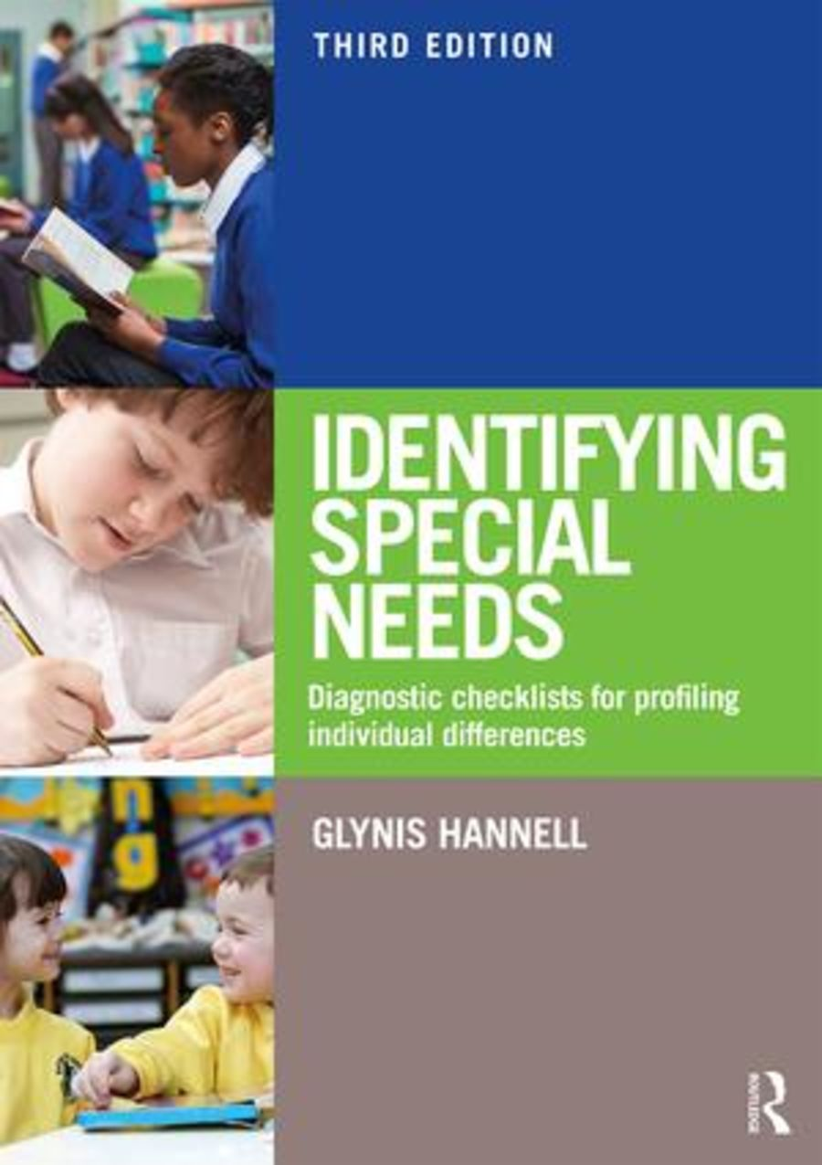 Identifying Special Needs: Checklists for Profiling Individual Differences