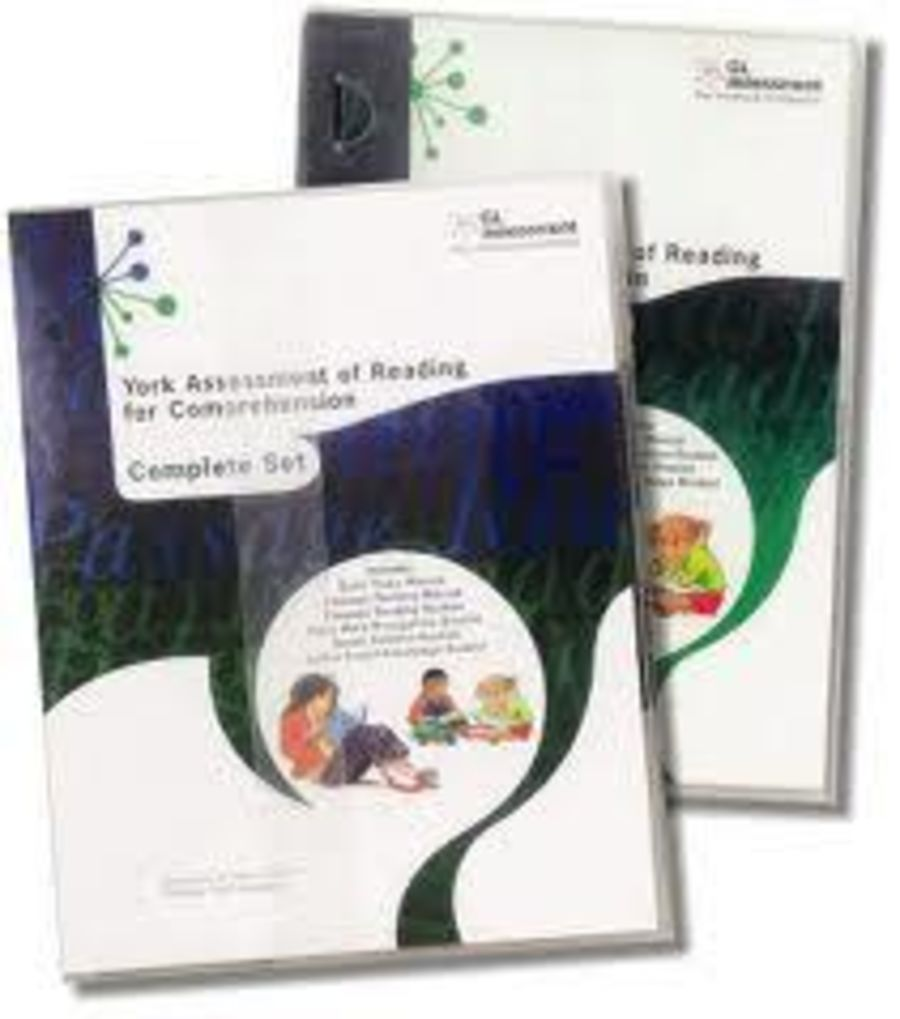 York Assessment of Reading for Comprehension - Primary set