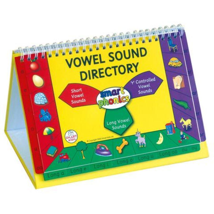 Vowel Sound Directory Flipbook