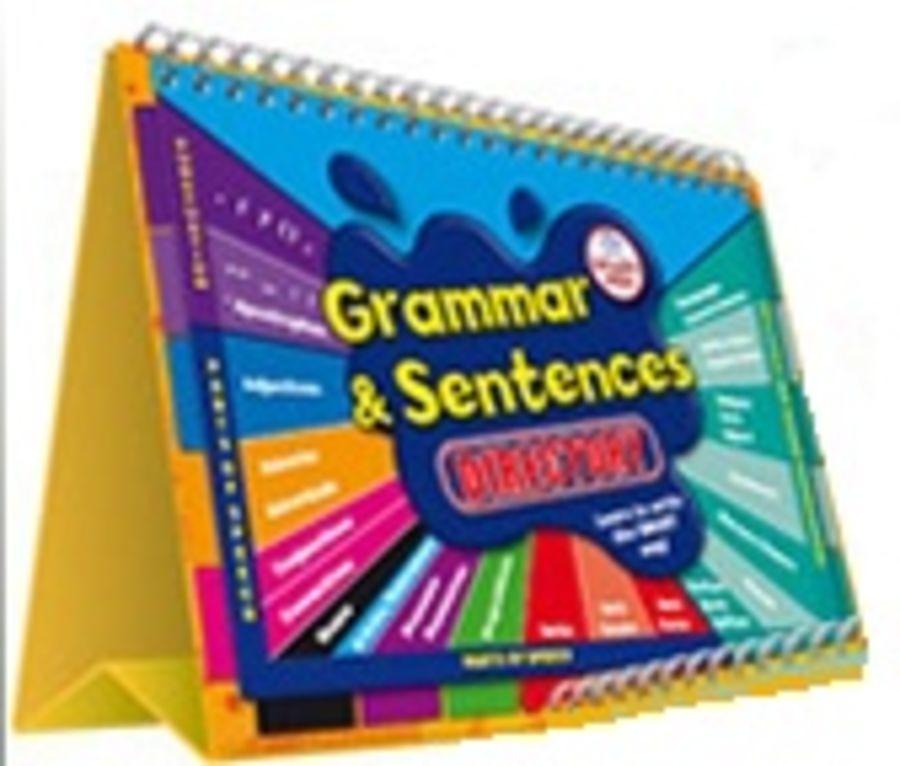 Grammar & Sentences Directory Flipbook