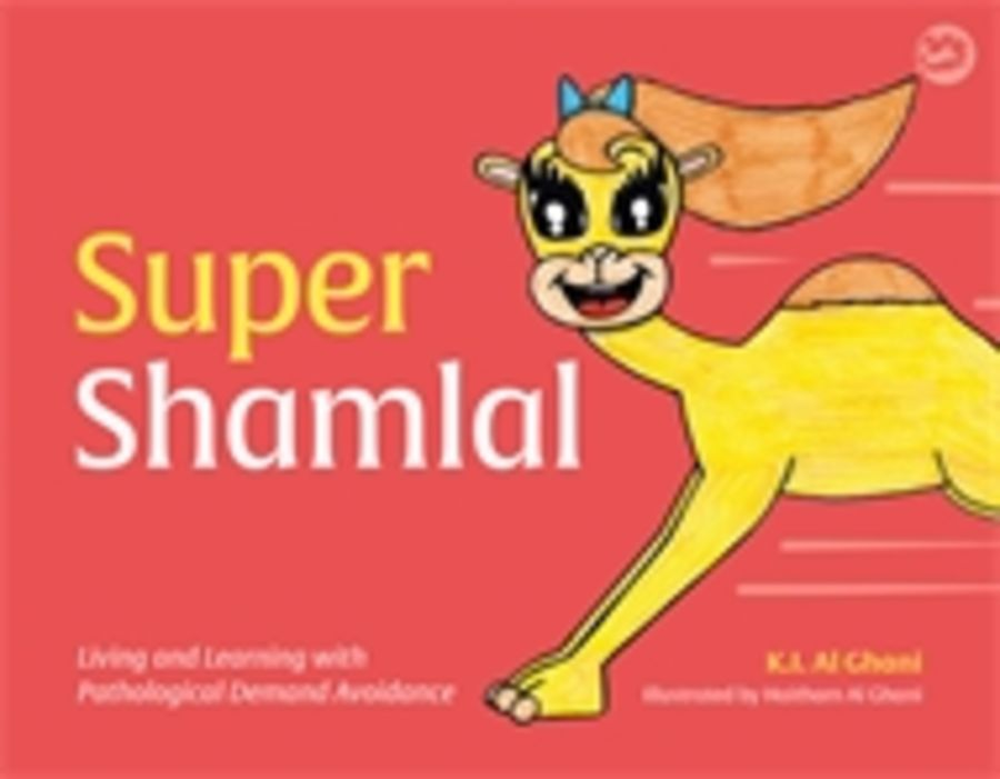 Super Shamlal - Living and learning with PDA