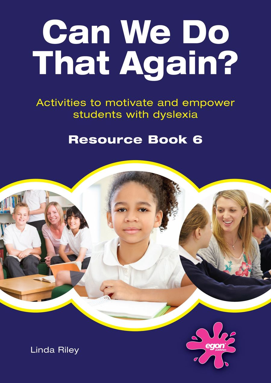 Can We Do That Again? Resource Book 6