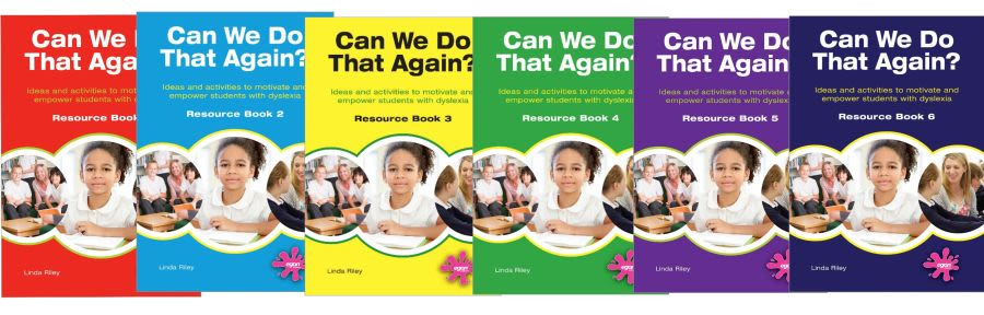 Can We Do That Again? Set of 6 Resource Books