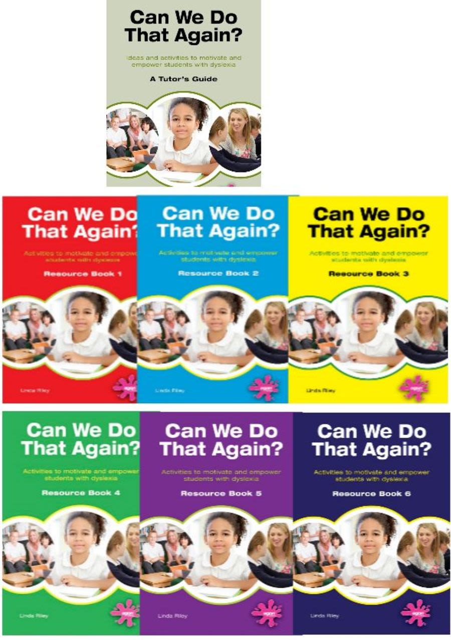 Can We Do That Again? Complete Set 7 books