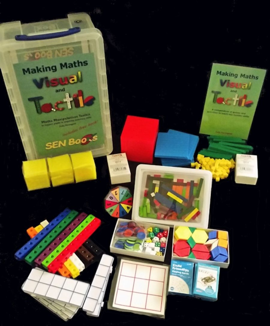 Making Maths Visual and Tactile Toolkit
