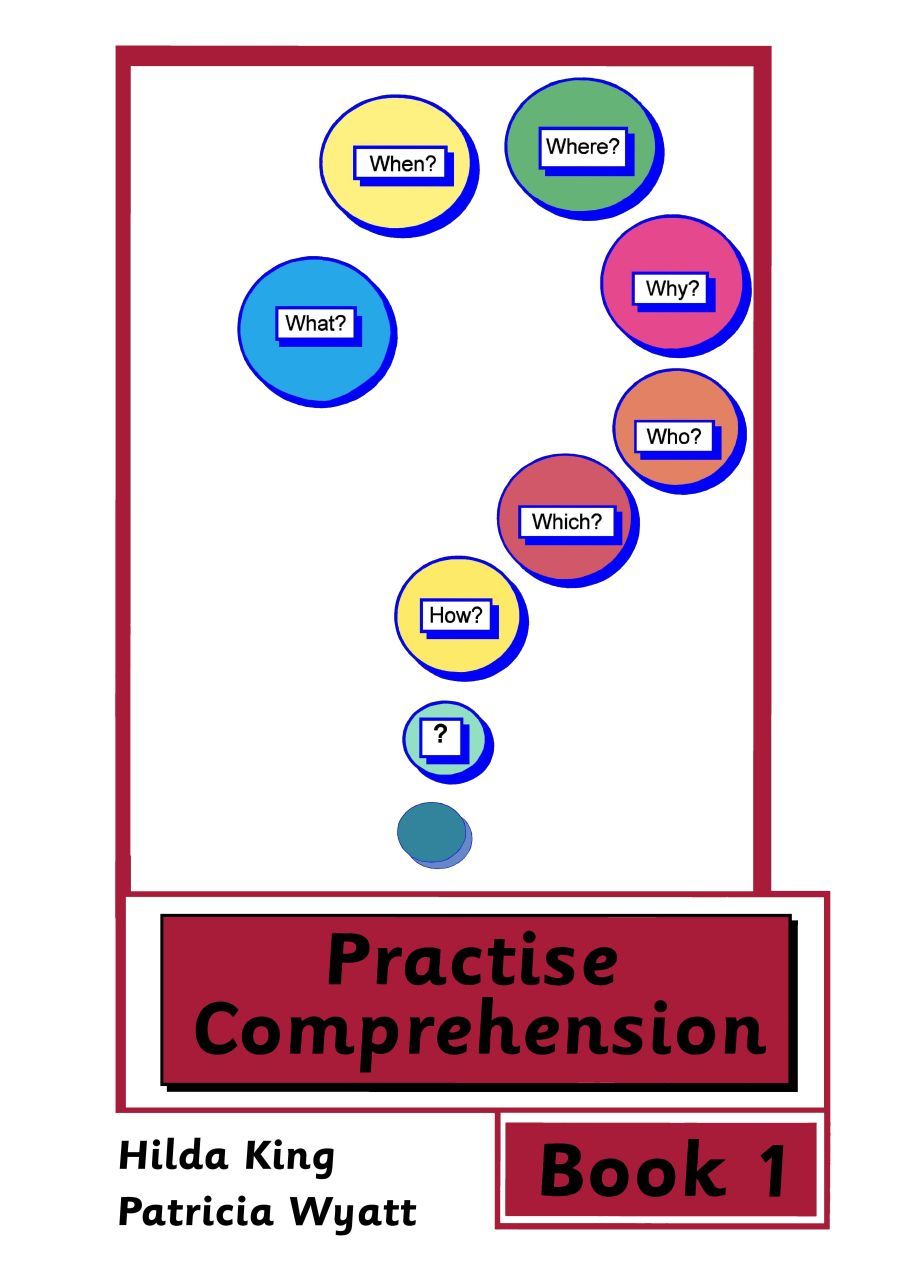 Practise Comprehension Book 1