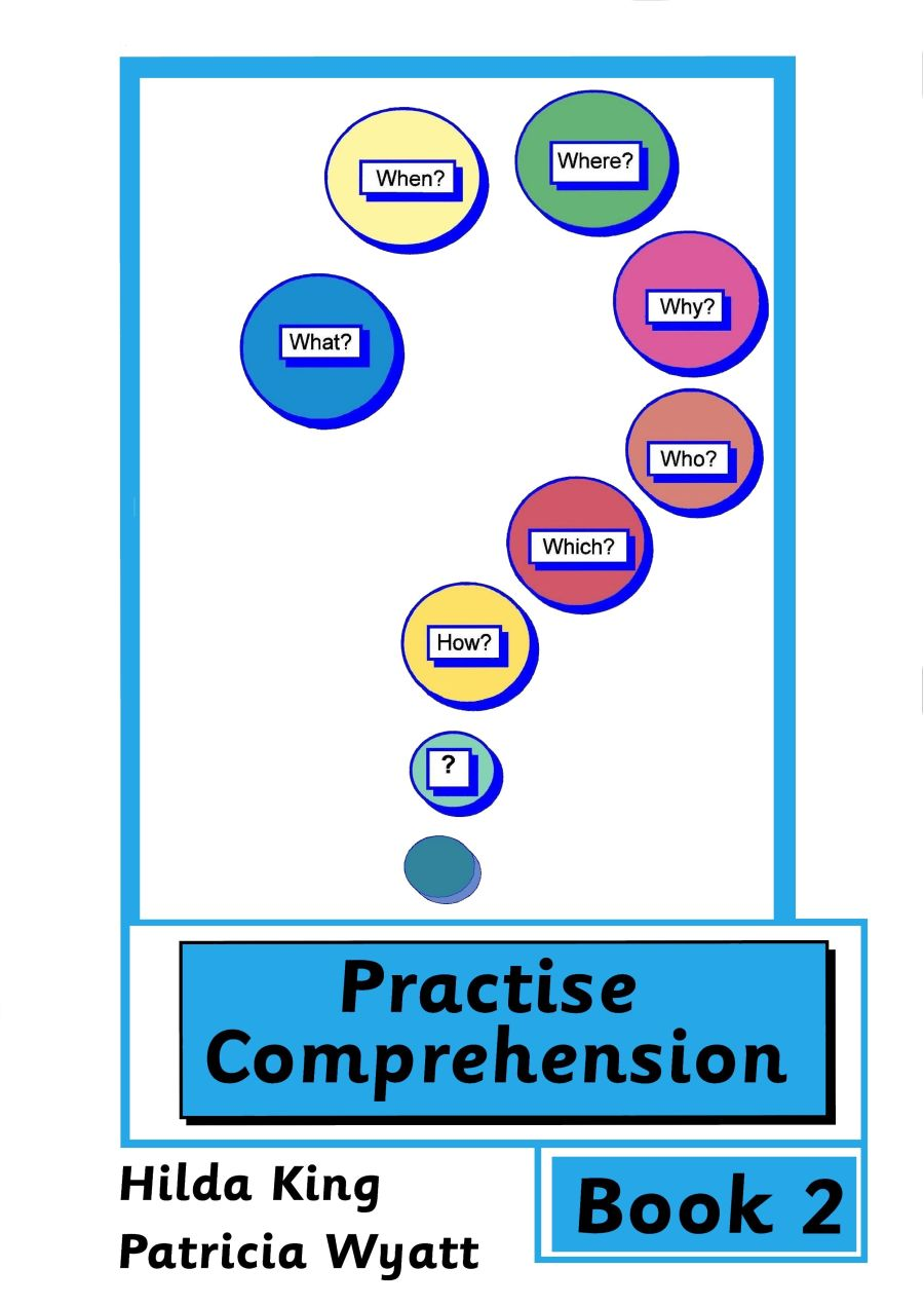 Practise Comprehension Book 2