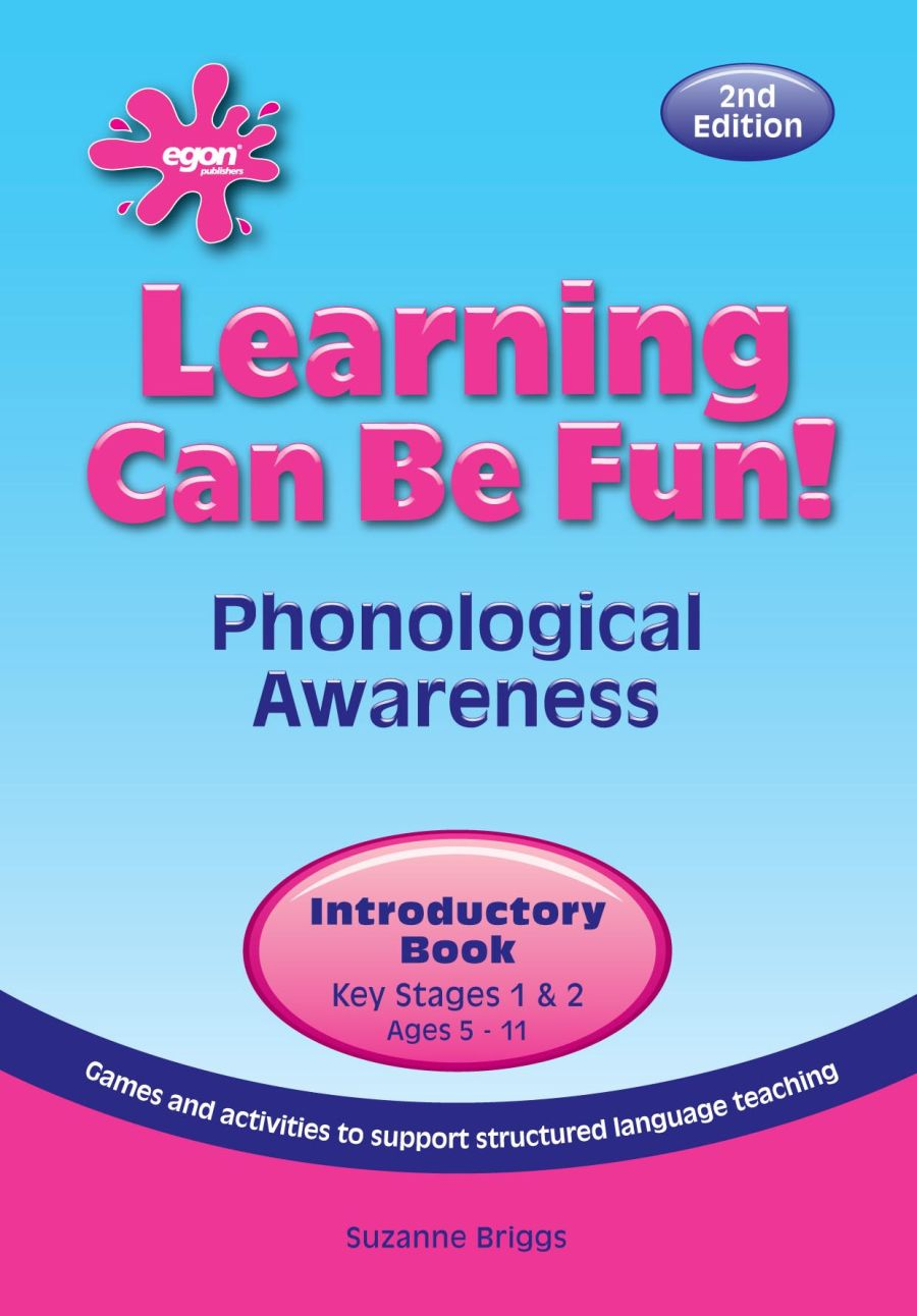 Learning Can Be Fun Introductory Book - Phonological Awareness