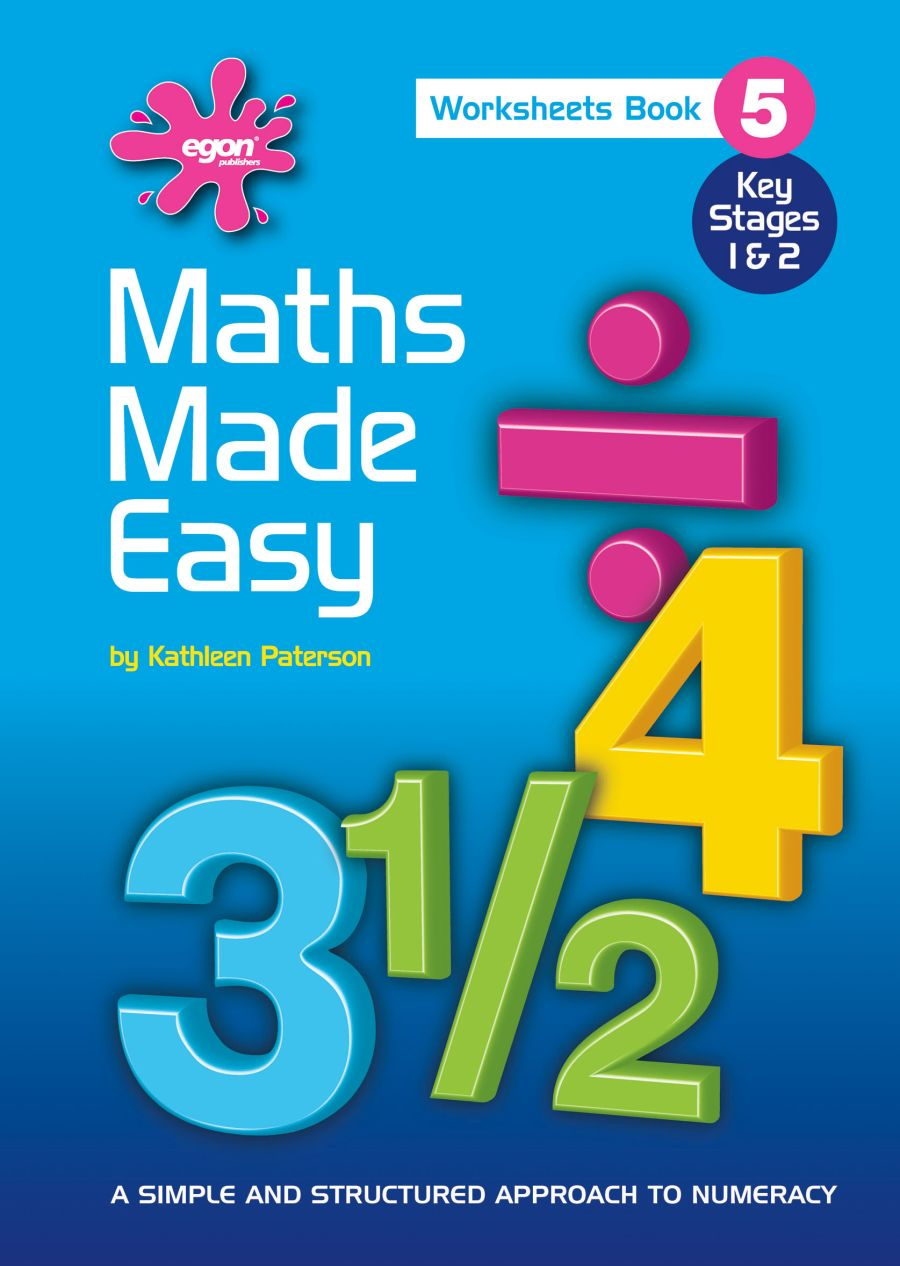 Maths Made Easy Book 5