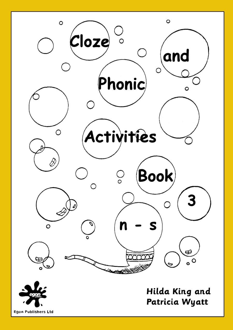 Cloze and Phonic Activities Book 3: n - s