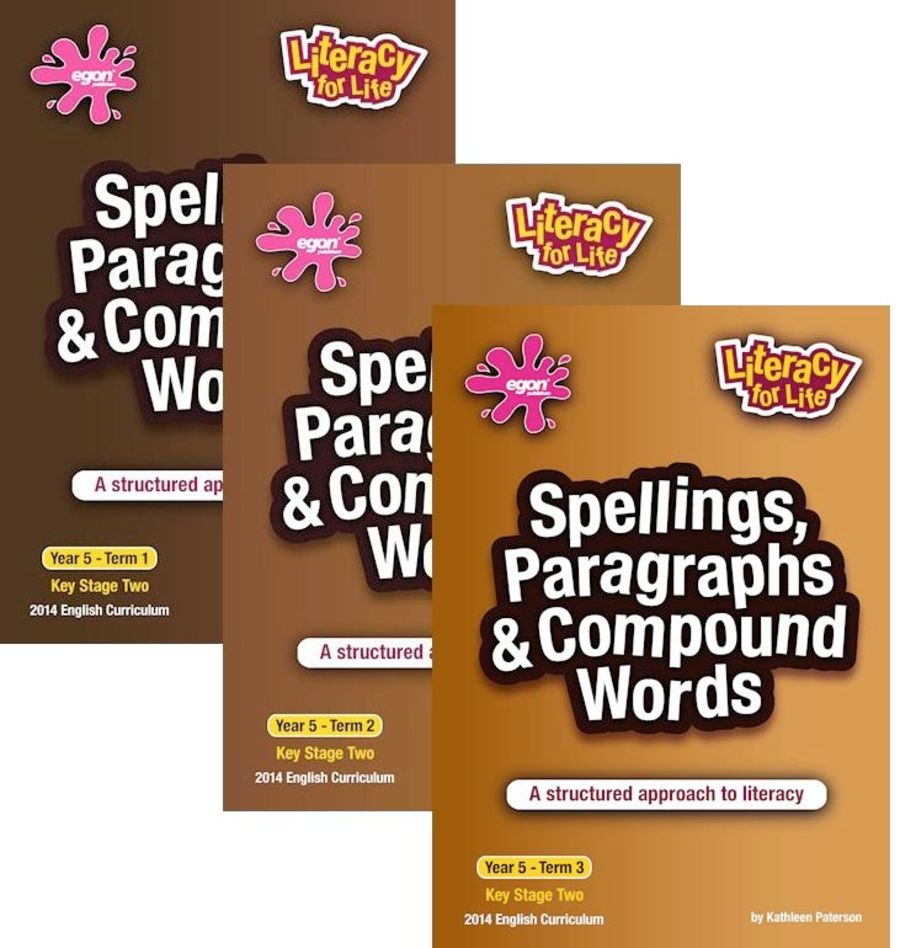 Literacy for Life -  Year 5 SET