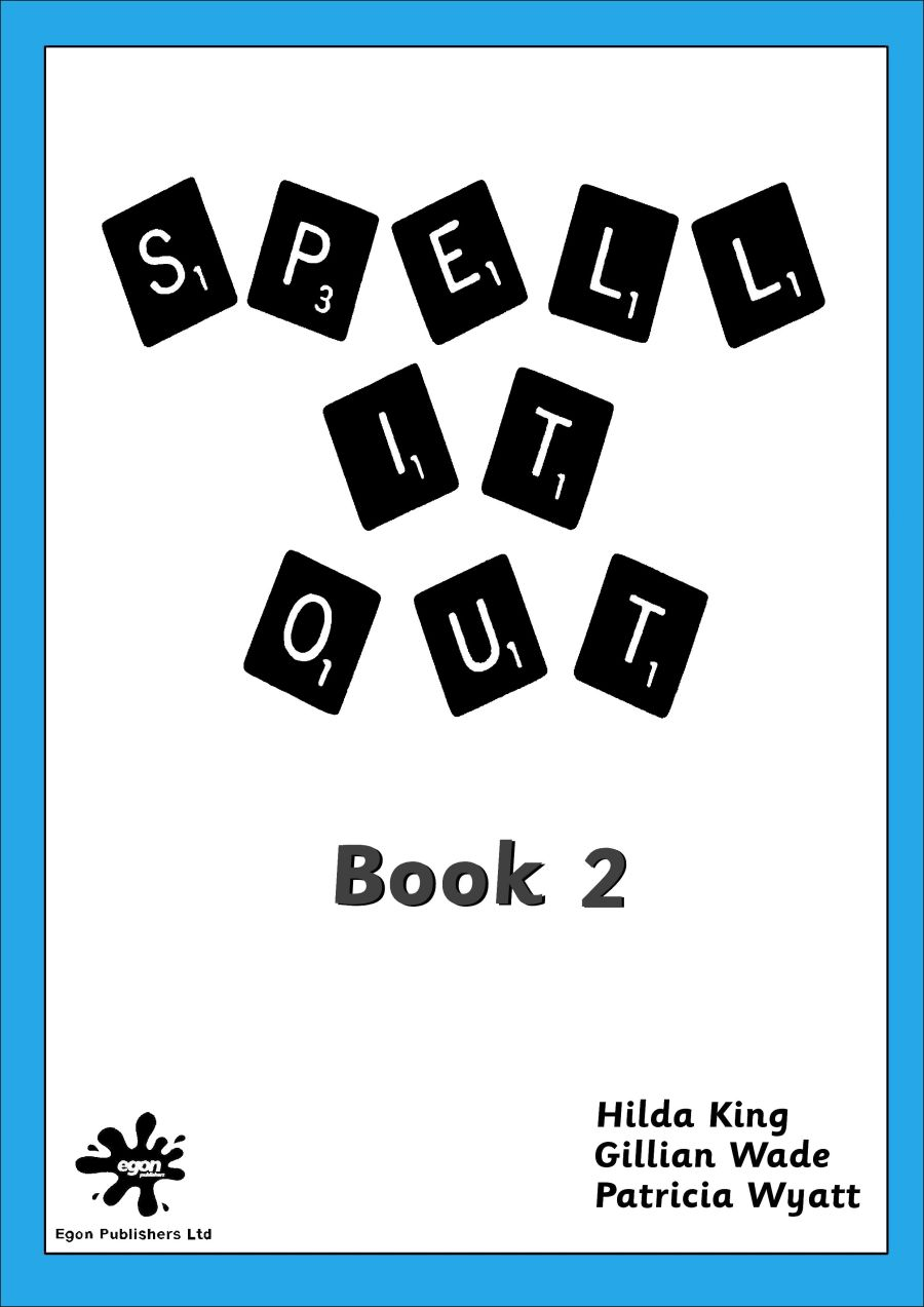 Spell It Out: Book 2