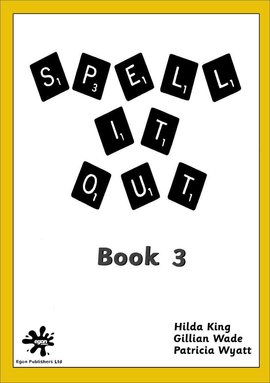 Spell It Out: Book 3