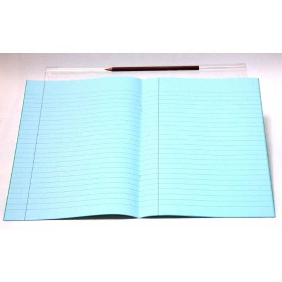 A4 Exercise Books with Coloured Pages