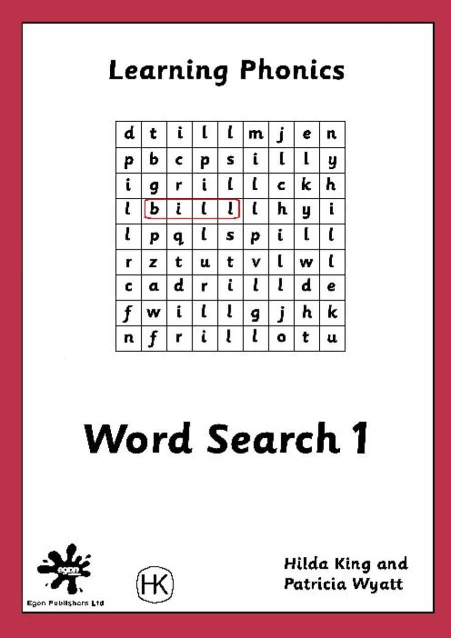Word Search Book 1