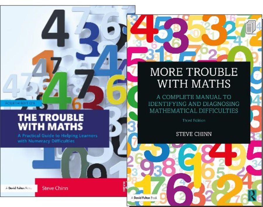 Trouble with maths and More Trouble with maths