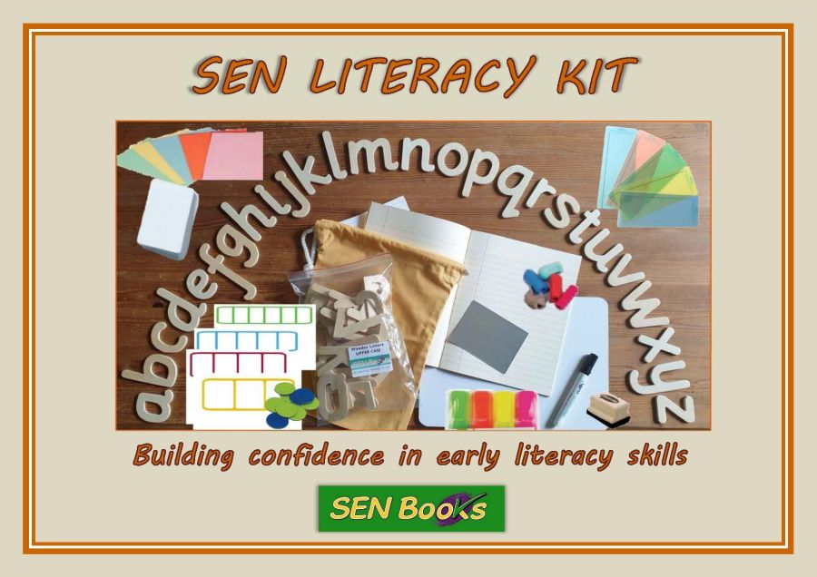 SEN Books Literacy Kit