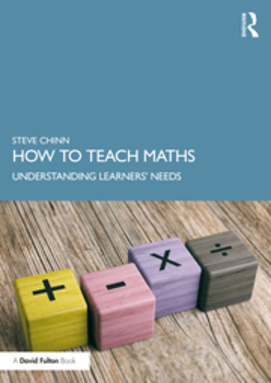 How to Teach Maths