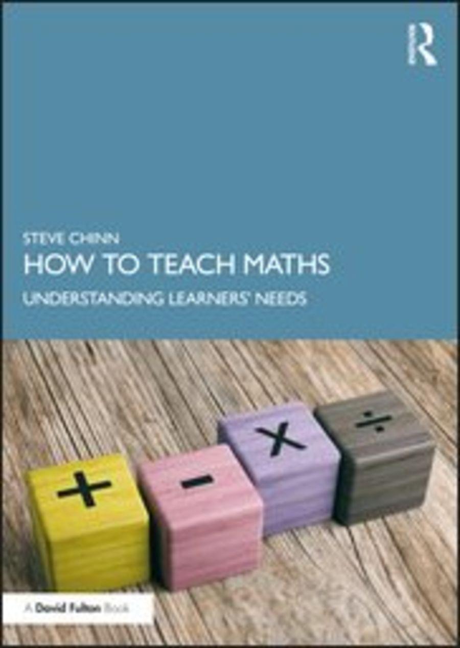 How to Teach Maths