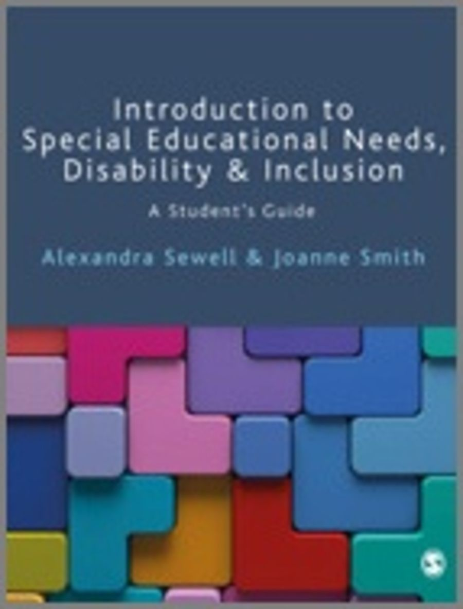 Introduction to Special Educational Needs, Disability and Inclusion